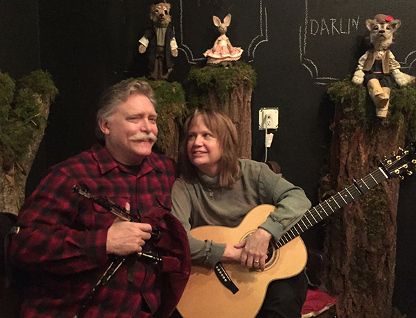 John Daly & Kat Eggleston
