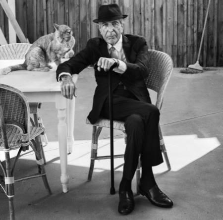 Leonard Cohen Tribute - Friday Morning Scramble